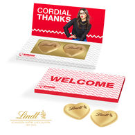 Lindt Two Heart Presentation Box