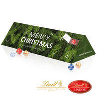 Prism Shaped Lindt Advent Calendar