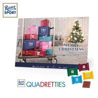 Ritter Sport Personalised Desktop Advent Calendar