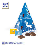 Ritter Sport Personalised Christmas Pyramid