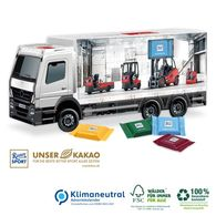 Ritter Sport Personalised Truck Advent Calendar