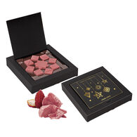 Ruby Chocolate Personalised Luxury Christmas Gift Box