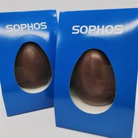 Personalised 80g Easter Egg in tetra box