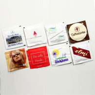 Personalised sugar sachets