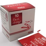 Personalised Boxes of 10 Personalised Teabags