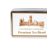 Personalised tin with Premium Tea bags