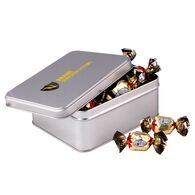 Personalised Luxury Tin of Chocolates
