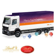 Lindt 3D Truck Shaped Advent Calendar