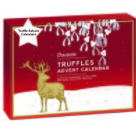 Personalised Truffle Advent Calendar